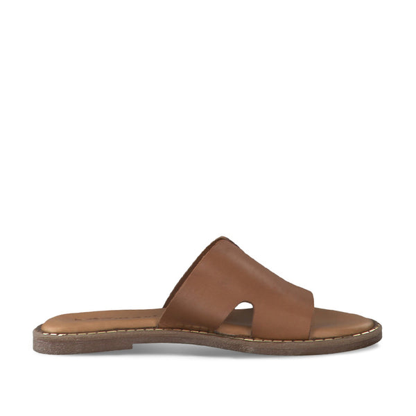 tamaris cognac slippers