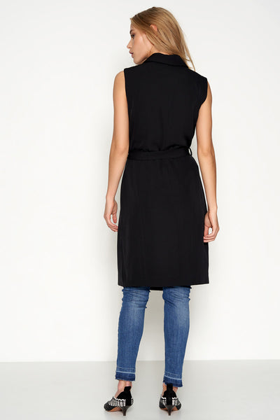 DHDia Waist Coat Dress Woven