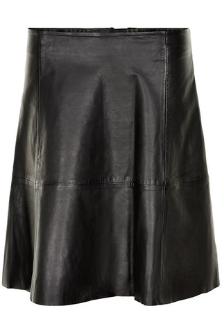 Numayim Lether Skirt