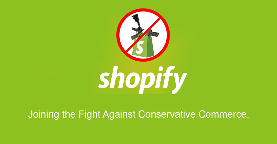 Shopify Joins the Gun Control Movement