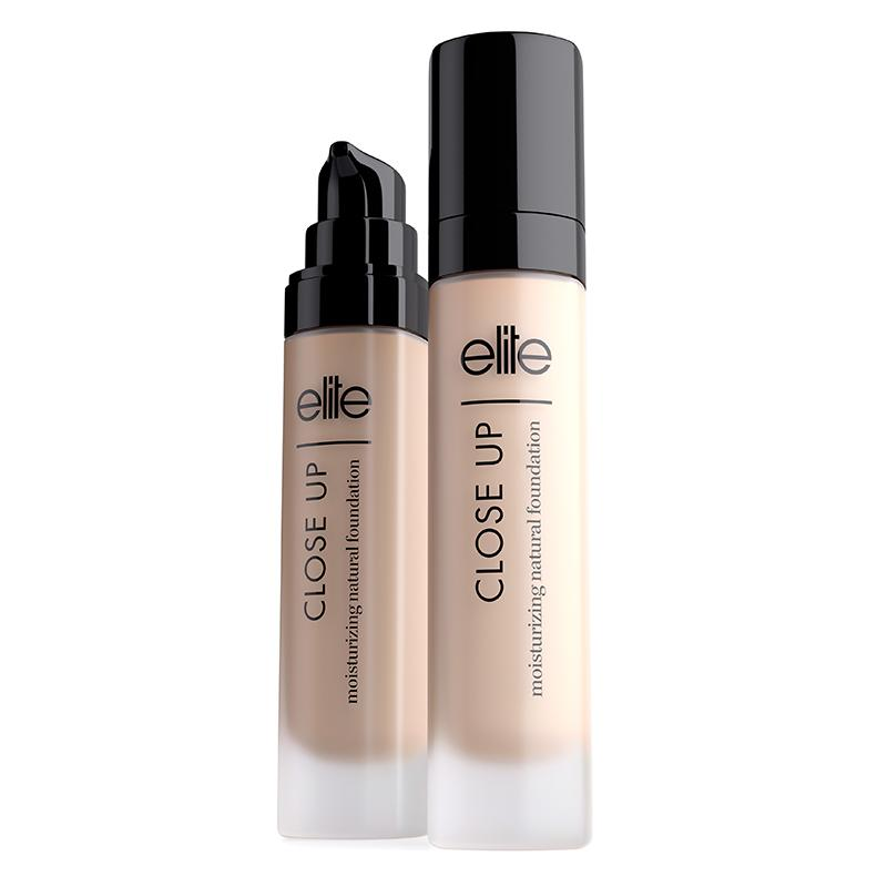 Close Up Hydra (MOISTURIZING NATURAL FOUNDATION SPF 15) - Elite Beauty Global