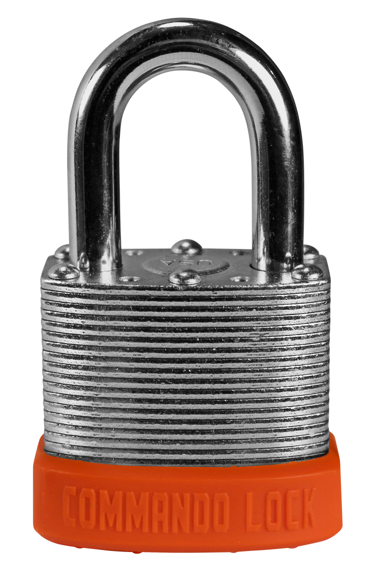 Red Customer Color Padlocks Commando Lock Keyed Alike Master Keyed lock