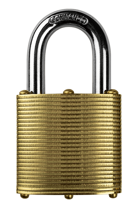 Commando Lock Brass Padlock Boating Brass Padlocks Keyed Alike