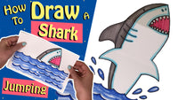 Create An Animated Shark