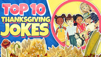 Top 10 Thanksgiving Jokes