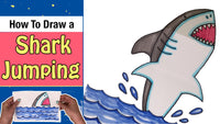 Draw An Animated Shark