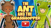 """The Ant and the Grasshopper"