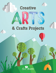 The Good and the Beautiful Creative Arts and Crafts Projects Book