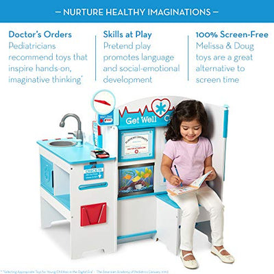 Melissa & Doug Doctor Activity Center