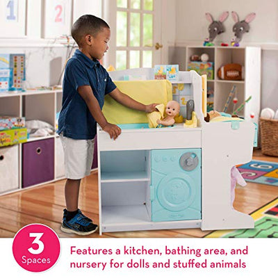 Melissa & Doug Baby Care Activity Center