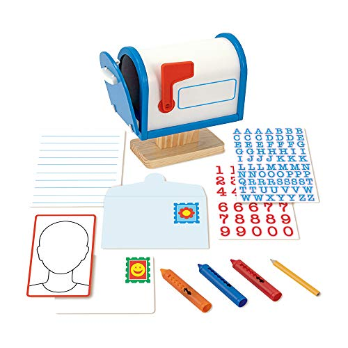 Melissa & Doug Mailbox Activity Set