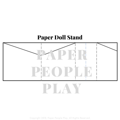 """Paper People Play"" Paper Doll Bundle"