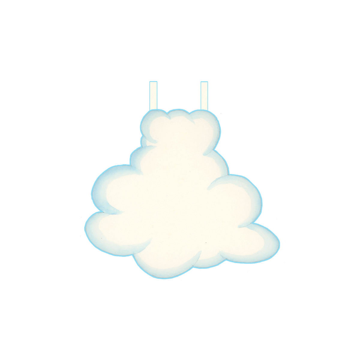 """Among the Clouds"" HAPPY CLOUD Costume"