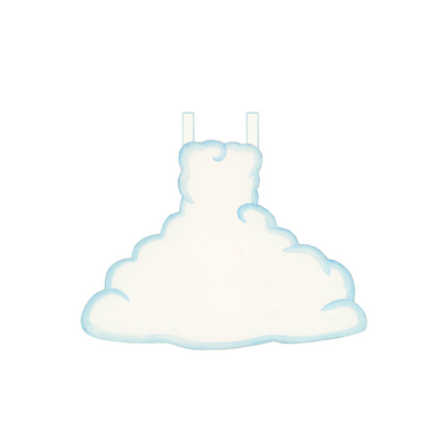 """Among the Clouds"" SUNSET CLOUD Costume"