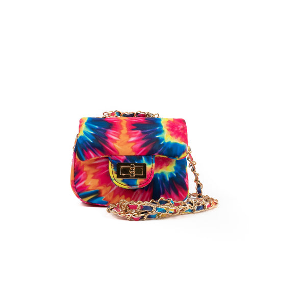 Tie Dye Mini Bag