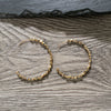Briana Hoops Earrings