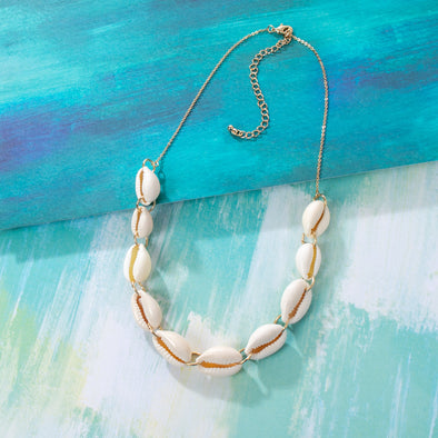 Amal Shell Necklace