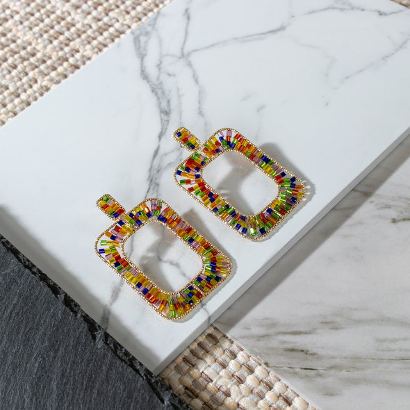 Shanice Beaded Earrings