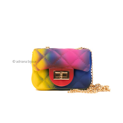 Ombre Mini Jelly Bag