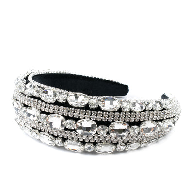 Diamond Large Padded Headband