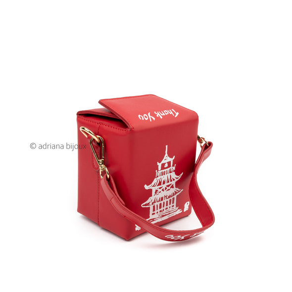 Mini Chinese Takeout  Bag