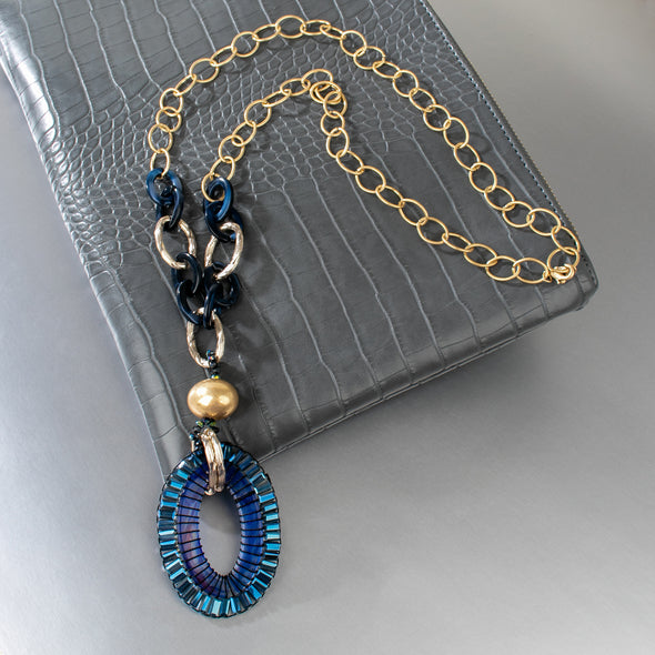 London Long Necklace