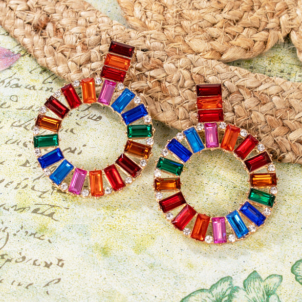 Shana Stone Earrings
