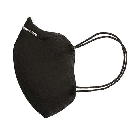 Image of Black | Protective Face Mask | Adult