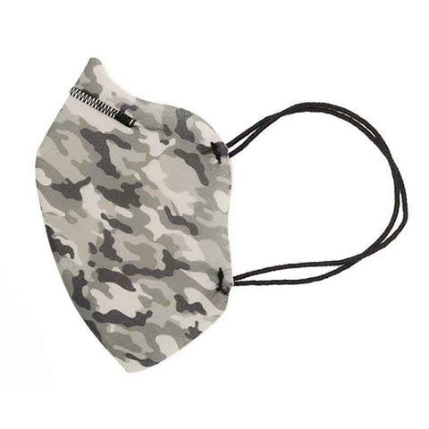 Image of Camu Grey | Protective Face Mask | Kids