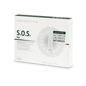SOS Age | Anti-Ageing Treatment Vials - Mediluxe