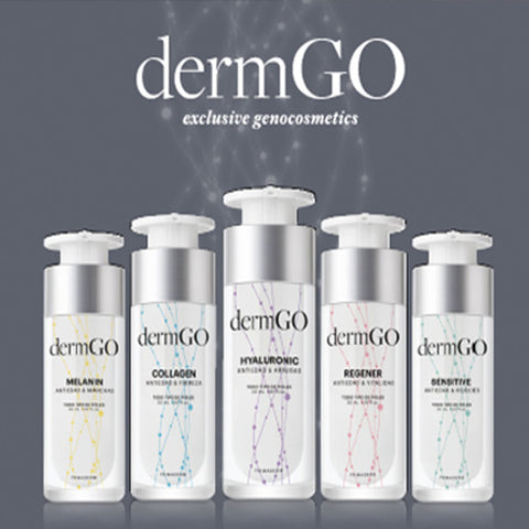 Image of dermGo Sensitive | Face Serum for Sensitive Skin - Mediluxe