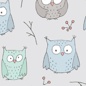 Owl | Protective Face Mask | Kids