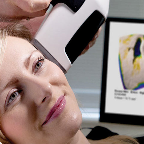 Image of Skin Analysis with  Antera 3D