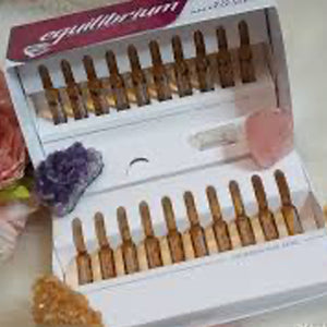 Anti-Acne Vials | Size 20 ampoules x 2 ml | Gerovital - Mediluxe
