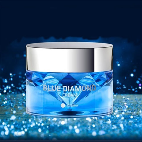 Image of Blue Diamond Cream | Complete Skin Renewal | Skin Penetration Promoters - Mediluxe