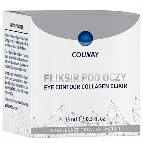 Eye Contour Elixir with Collagen - Mediluxe