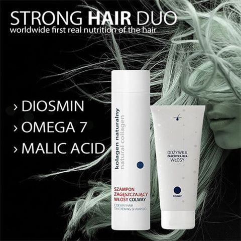 Image of Thickening Shampoo for Hair-Loss with DIOSMIN® - 200 ml - Mediluxe