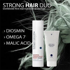 Thickening Shampoo for Hair-Loss with DIOSMIN® - 200 ml - Mediluxe