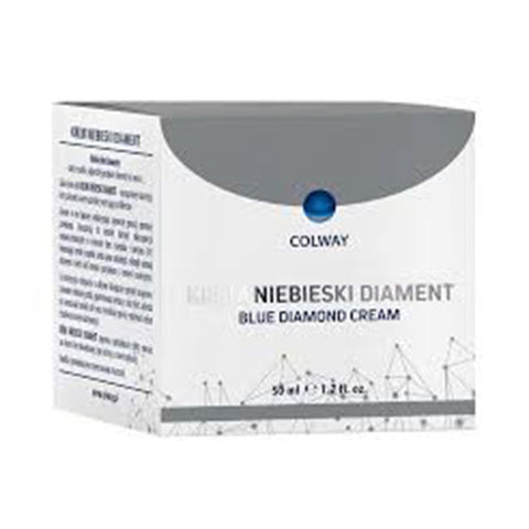 Blue Diamond Cream | Complete Skin Renewal | Skin Penetration Promoters - Mediluxe