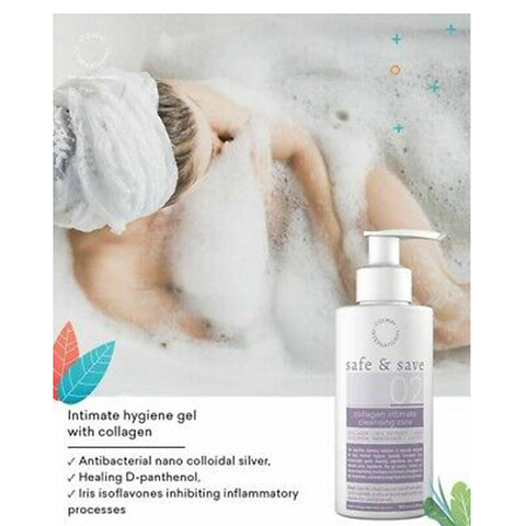 Image of Intimate Hygiene Gel with Collagen - 150 ml