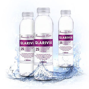 Qlarivia 25 | Deuterium-Depleted Water
