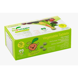 Bioveggie Vegetable Tablets - Mediluxe