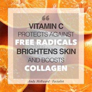 Natural Vitamin C Pills |  Collagen Production | Boosting Immunity - Mediluxe