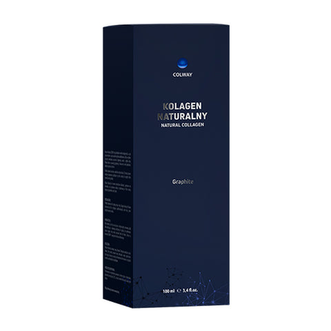 Natural Collagen Graphite - 100 ml - Mediluxe