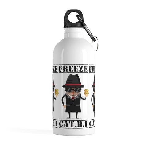 Stainless Steel Cat Water Bottle-Cat.B.I-