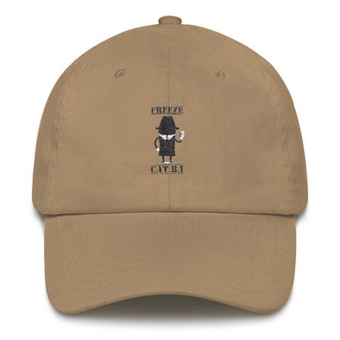 Cat.B.I Dad hat