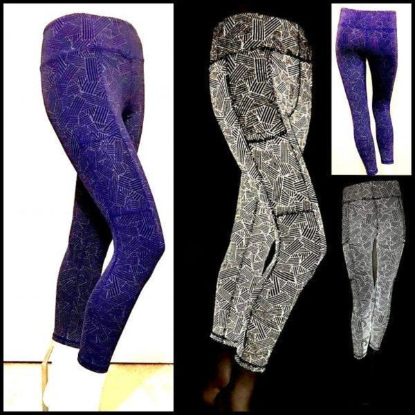 PurpleLight Leggings