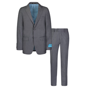 T.O. BOYS GREY SUIT