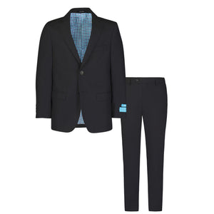 T.O. BOYS BLACK SUIT