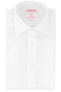Red Label Button Cuff Non-Iron Shirt